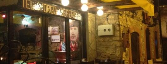 Yorgo Seferis - Taş Bar is one of URLA.