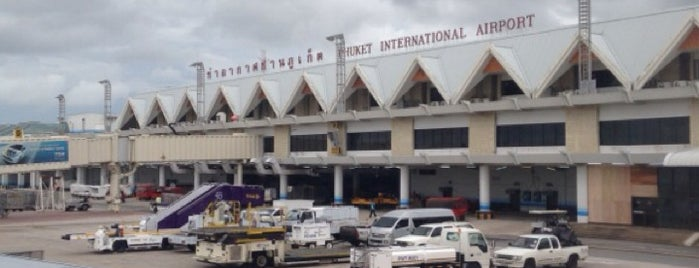 Phuket International Airport (HKT) is one of My TripS :).