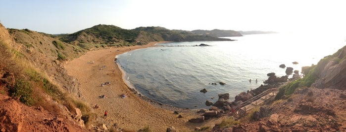 Platja de Cavalleria is one of MENORCA AGOSTO 12.