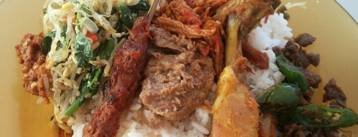 "Warung Sari Manis is one of Bali ""Jaan"" Culinary."