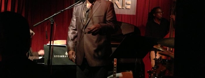 """Smoke Jazz & Supper Club is one of """"Be Robin Hood #121212 Concert"""" @ New York!."""