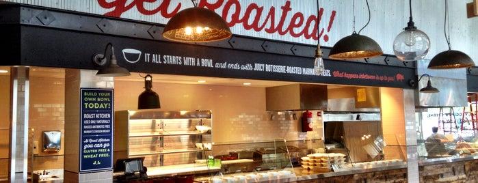 Roast Kitchen is one of healthy eats.