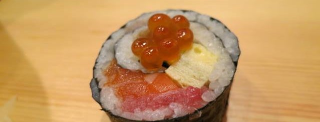 Tanoshi Sushi is one of 11 Top BYOB Restaurants in Manhattan.