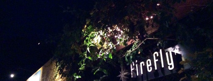 Firefly Bistro is one of Restaurant.com Dining Tips in Los Angeles.