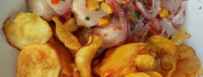 Restaurante Sabor Latino is one of Lugares para Conhecer e Comer.