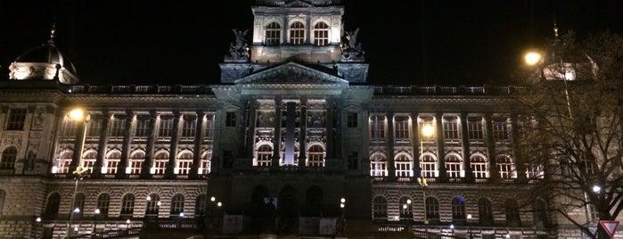 Wenzelsplatz is one of Prag - Must see.