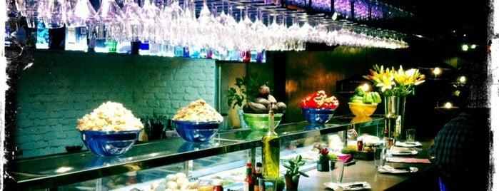 Labarra is one of Restaurantes Bcn.