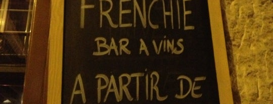 Frenchie is one of Restau's.