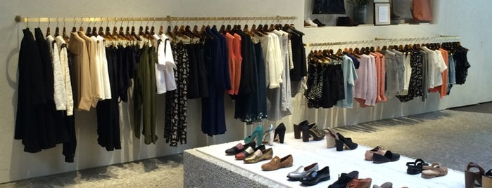 Rachel Comey is one of The Ultimate Guide to Shopping in NYC.
