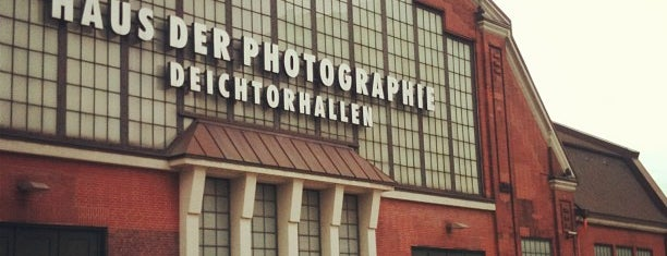 Haus der Photographie is one of Hamburg.
