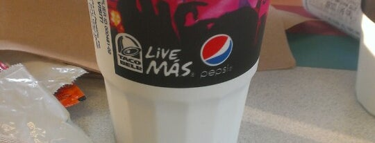 Taco Bell is one of Lincoln 1.