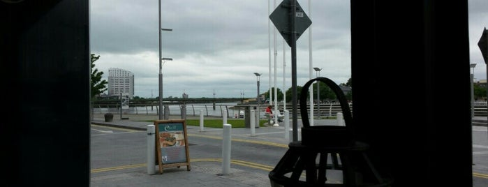 Cafe Crust is one of Limerick.