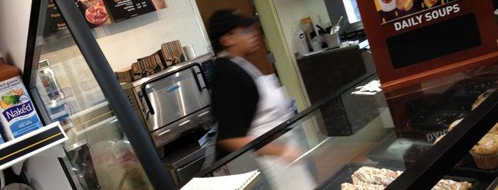 Einstein Bros Bagels is one of Caffeinated in Cleveland.