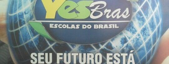 Escola YesBras is one of Cvo.