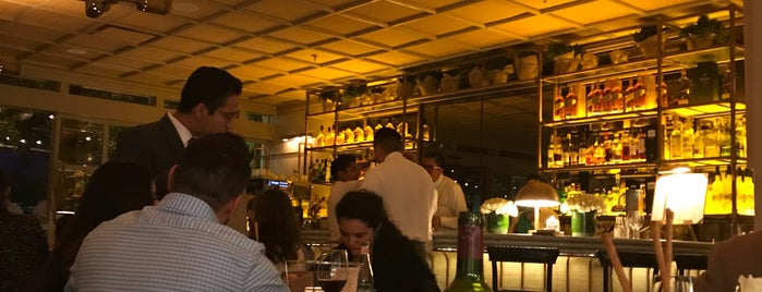 Negroni Restaurante is one of CDMX.