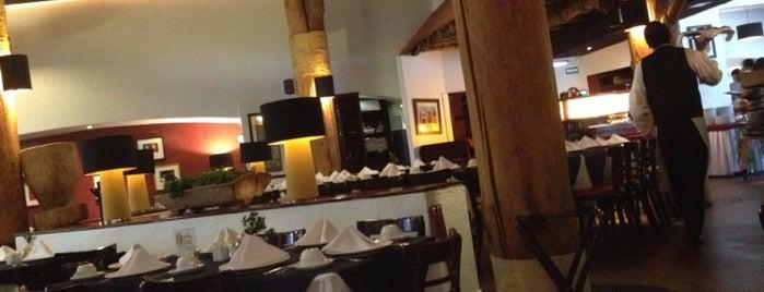 La Taba Restaurante Argentino is one of El buen comer :P.