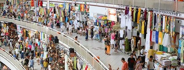 Mercado Central de Fortaleza is one of Você não pode perder em Fortaleza.