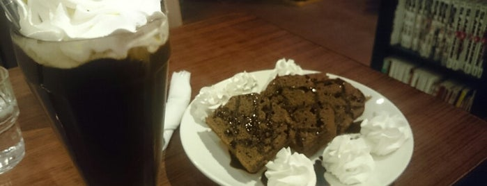 Café Macho is one of Coffee shops in Taipei.