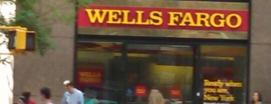 Wells Fargo is one of Ferias USA 2012.