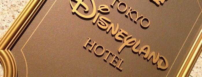 Tokyo Disneyland Hotel is one of Disney.