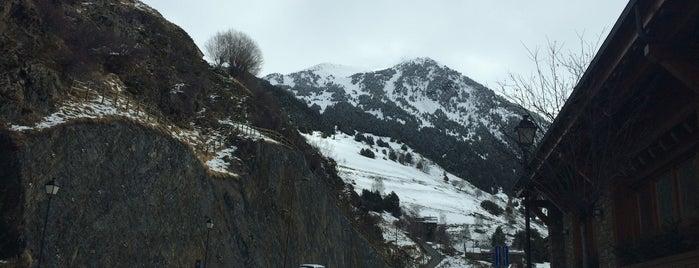 Soldeu is one of Andorra.