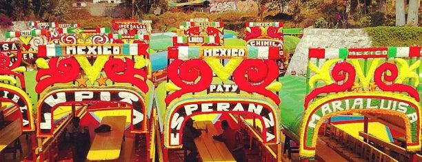 Embarcadero Nuevo Nativitas is one of Best places in Ciudad de México, Mexico.