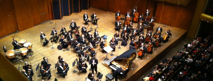 New York Philharmonic is one of NYC Manhattan 14th-65th Sts & Central Park.