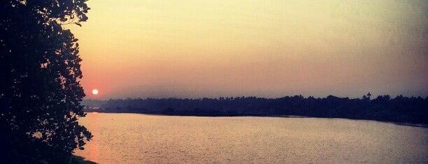 Aluva is one of Kerala.