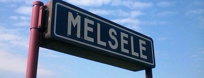Station Melsele is one of Bijna alle treinstations in Vlaanderen.