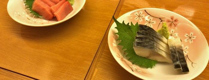 Yuraku Sushihouse is one of Măm măm ~.^.