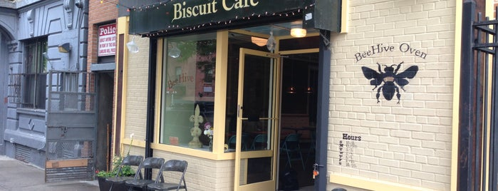 BeeHive Oven Biscuit Café is one of Brunch spots.