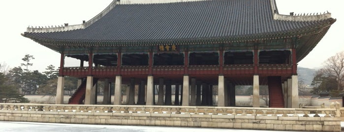 Gyeongbokgung is one of เที่ยว Soul, Korea.
