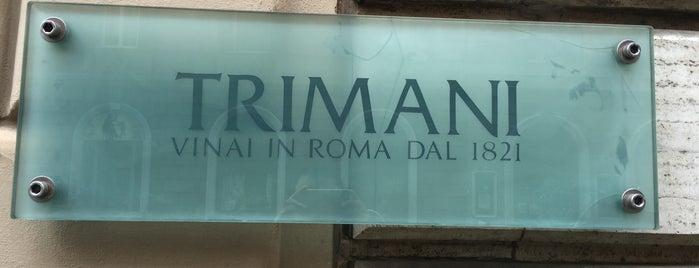Trimani il Wine Bar is one of Italie — Restos 2.