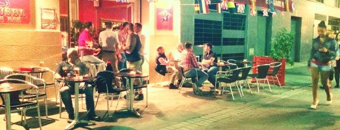 Ruby's Terrace Bar is one of Barcelona Gayfriendly.