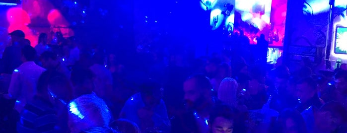 The Bank is one of Belgrad Clubs.