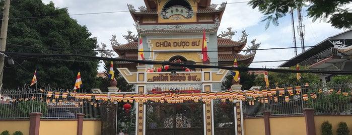 Chùa Dược Sư is one of Chùa.