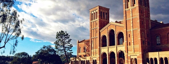 UCLA is one of life of learning.