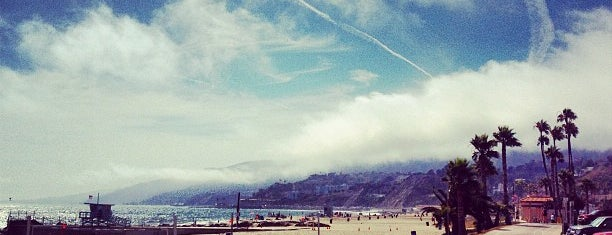 Will Rogers State Beach is one of CALI.