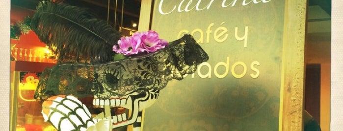 La Catrina is one of Comer.