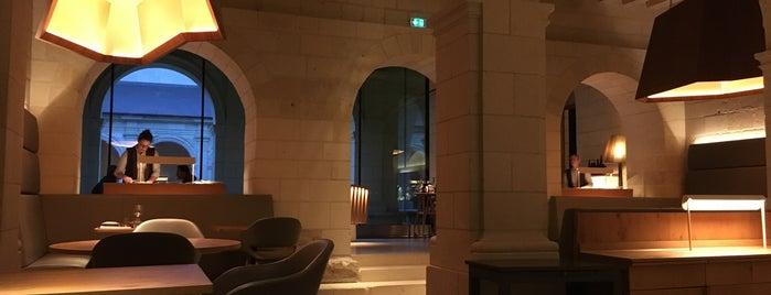 Fontevraud hôtel is one of 2018_daprovare.