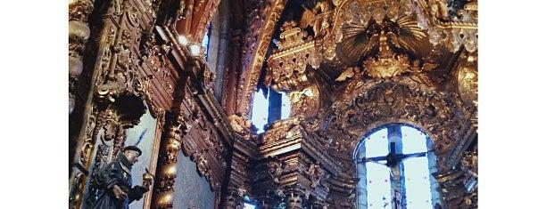 Igreja de S. Francisco is one of Lazer & Passeios (Grande Porto).