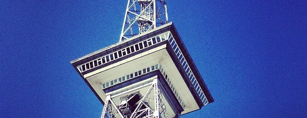 Funkturm is one of Berlin to do.
