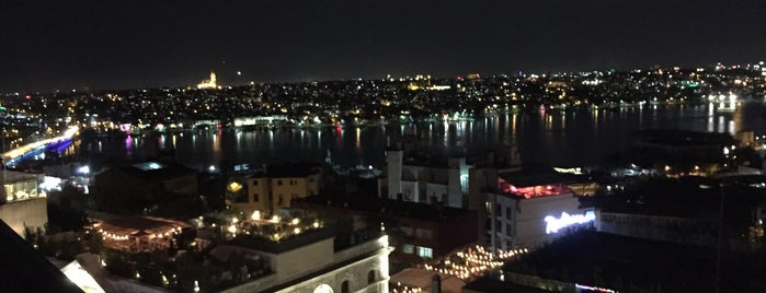 Soho House İstanbul is one of İstanbul.