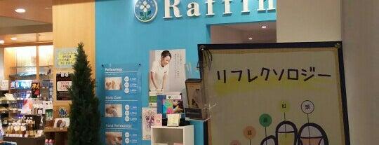 ラフィネ イオンボディ イオンレイクタウン店 is one of staffのいるvenues.