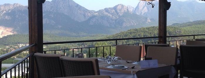 Körfez Aşiyan Restaurant is one of burdur.