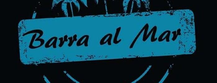 Barra al Mar is one of Mazatlan.