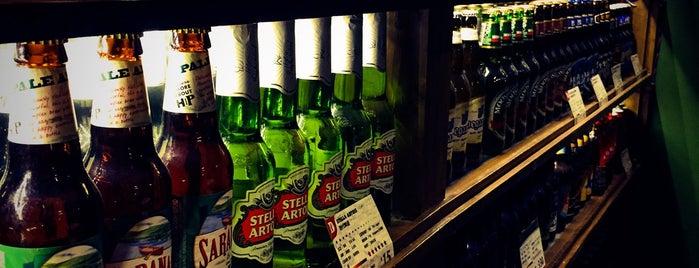 Dean's Bottle Shop is one of Craft beer around the world.