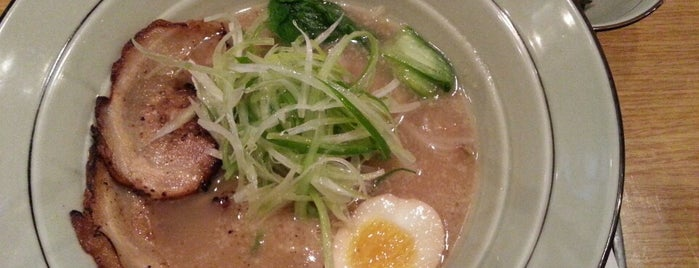 멘야 산다이메 (麵屋 三代目) is one of Itaewon food.