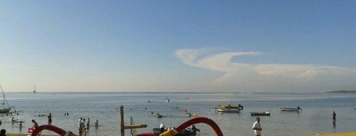 Mertasari Beach is one of Nanda's All Favorite♥♚.