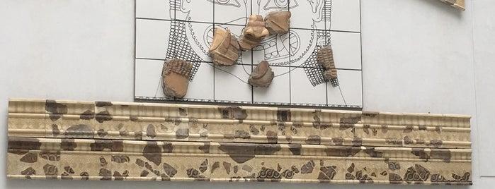 "Museo Archeologico ""Antonino Salinas"" is one of Sicily."